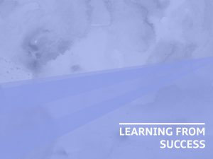 learning-from-sucess